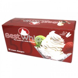 BESTWHIP  CREAM CHARGER 50CT