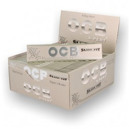 OCB X-Pert Slim Fit Paper