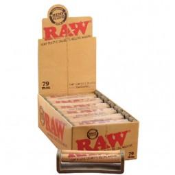 Raw 79 mm Plastic Cigarette Rolling Machine