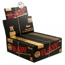 Raw Classic Black King Size Slim