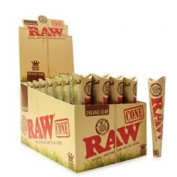 Raw Organic King Size Cone