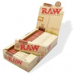 Raw 1 1/4 Organic Hemp Rolling Paper