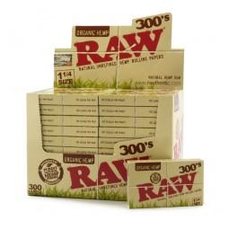Raw Organic 300's 1 1/4 Size