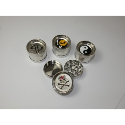 3 Part 30mm Mini Metal Grinder