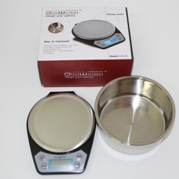 DW - 86 DiGiWEIGH Stainless Steel Bowl Scale 500g / 0.01g