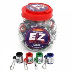 The Original EZ Splitz Cigar Cutter 60 Per Jar