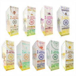 High Hemp  Organic 25 Pouches 2 Wraps Per Pouch